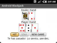 Blackjack - карточная игра Блэкджек