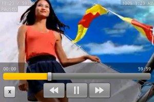 Act 1 Video Player - видео-проигрыватель для 3gpp и h264