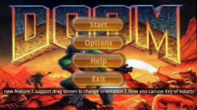 DOOM - легендарная классика на Android