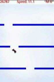 4Ever Fall Pro - прыгаем в отверстия