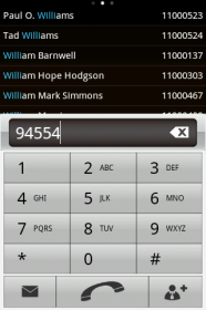 AContact - Advanced Contact - удобная звонилка / записная книжка с T9 набором