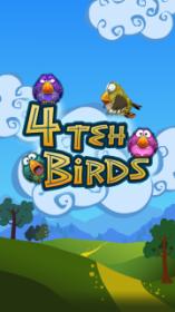 4 teh birds - соберите 3 птички