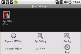 Java J2ME Runner - приложение для запуска java на Android-устройствах