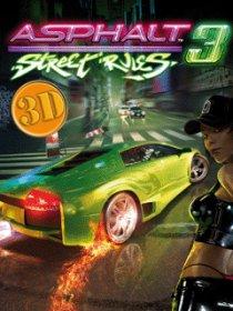 Asphalt 3: Street Rules Автогонки