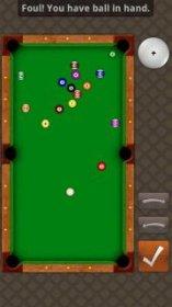 Carl's Pool 2D бильярд