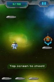 Space Jump  - Космо-прыгучка