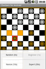 Checkers for Android - Шашки