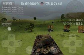 Tank Fury 3D - танковая баталия