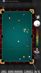 Pool Rebel [Online] - бильярд, пять видов игры