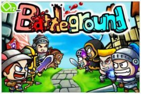 Battleground - тактическая RTS