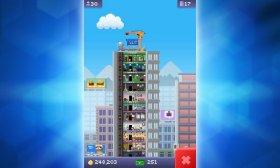 Tiny Tower - контролируем небоскрёб