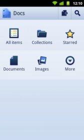 Google Docs - офисное приложение от Google