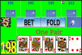 BrainPoker - классический покер с одним обменом