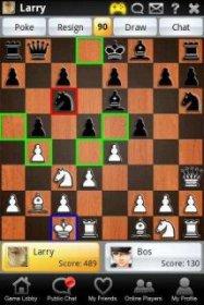 Chess Online - Шахматы с игрой по сети