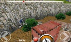Trial Xtreme - красивый 2д мото-триал