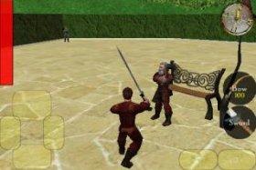 CastleGuard2 - битва с темным магом Баргли