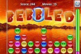 Bebbled - уничтожаем шары одного цвета