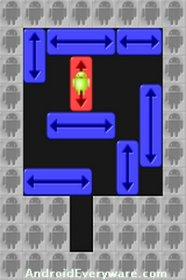 Block Jam - освобождаем блок с дроидом