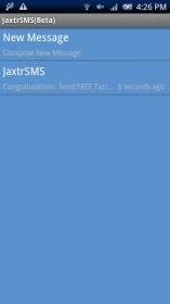 JaxtrSMS - приложение для отправки сообщений в любую точку мира