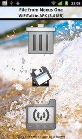Wi-Fi Talkie Lite - обмен файлами, сообщениями, осуществления звонков, чат