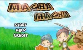 Macha! Macha! - аналог Plants VS Zombies