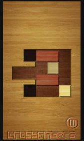 Cross Fingers - мультитач-головоломка