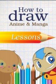 How to Draw anime & manga - обучающая программа для рисования манго и аниме