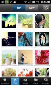 GO Photo - приложение для обработки снимков