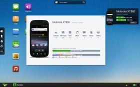 AirDroid - приложение для управления смартфоном через Wi-Fi с компьютера