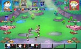 Nano Kingdoms - борьба за власть в королевствах