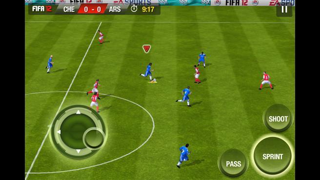 лучший футбольный симулятор андроид счет интенсивного отвода
