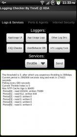 Logging Test App - проверка Android-смартфона на наличие шпионских модулей