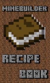 Minebuilder Recipe Book - энциклопедия игры Minebuilder