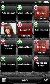 xPhone - Photo Contact Dialer - управление фотоконтактами легко и быстро