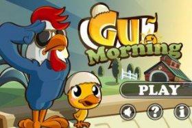Gu Morning - поможем цыпе найти папу