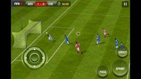 FIFA 2012 для Android - новейший футбольный симулятор от EA