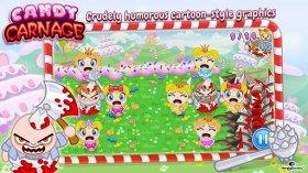 Candy Carnage - спасаем принцесс от мясников