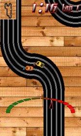 Car Tracks - гонки на игрушечных авто (аля микромашинки)