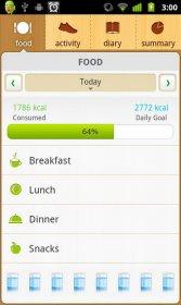 Calorie Counter - многофункциональный счетчик калорий