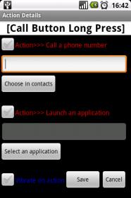 DreamKeys - изменение функций хард-кнопок