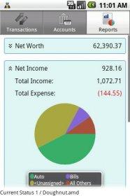 Adarian Money - учет частных финансов: доход, долги, инвестиции, кредитка, наличные