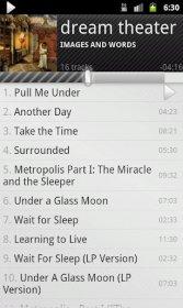 Thone Player - плеер онлайн с простым интерфейсом для воспроизведения музыкальных композиций