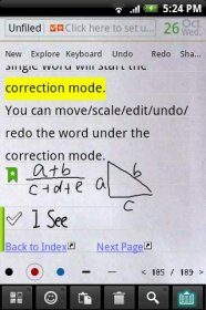 FreeNote - напоминание и заметки с возможностью рукописного ввода