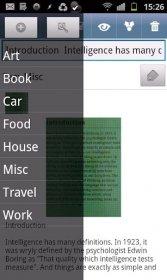 Scanthing - преобразование текста из просканированных изображений
