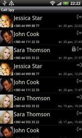 Телефонный Шпион - ваши разговоры по телефону записываются автоматически