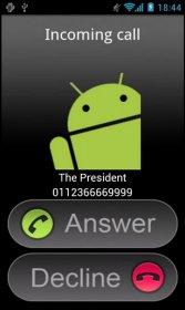 Super Fake Call Pro - поддельный входящий звонок