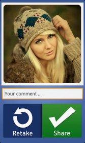 Facebook Camera - максимально быстрая загрузка фотографий в Facebook