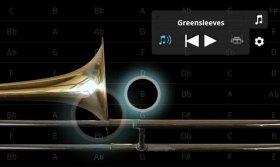 Bone - the Pocket Trombone - виртуальная игра на тромбоне