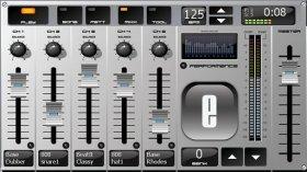 MixxMachine Studio - двадцати-канальная мобильная музыкальная студия
