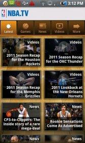 NBA TV - официальная версия клиента для NBA